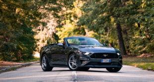 Ford Mustang GT V8 Convertible | Prova su strada