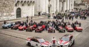 Alfa Romeo Automotive Sponsor Mille Miglia 2020