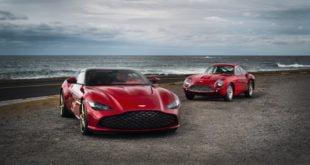 Aston Martin DBS GT Zagato COPYRIGHT - NICK DUNGAN