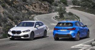 BMW Serie 1 2019 | Prova su strada in anteprima