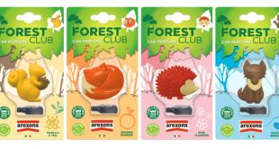 Profumatori Arexons Forest Club
