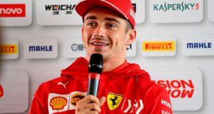 Charles Leclerc - Qualifiche GP Messico 2019