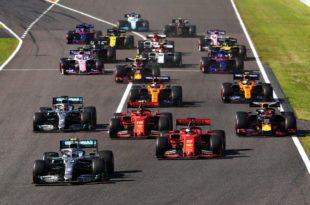 GP Giappone 2019