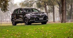 Renault Kadjar Back Edition