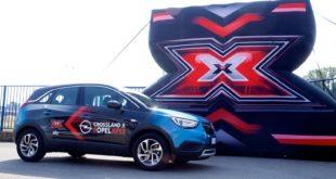 Opel Crossland X X factor