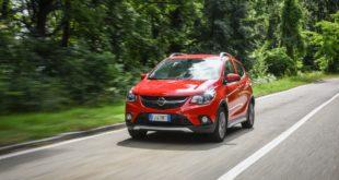 Opel Karl Rocks | Prova su strada
