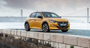 Peugeot 208 2020 | Prova su strada in anteprima