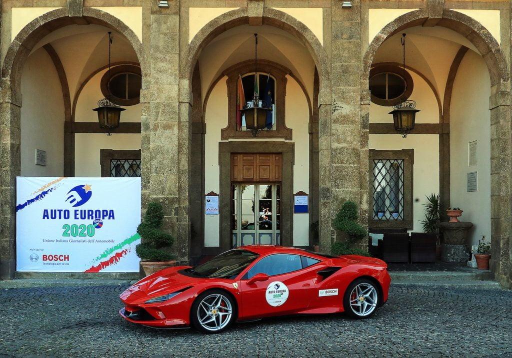 Ferrari F8 Tributo Auto Europa Sportiva 2020
