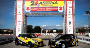 Suzuki Swift Boosterjet 1.0 - Rally Italia Talent 2020