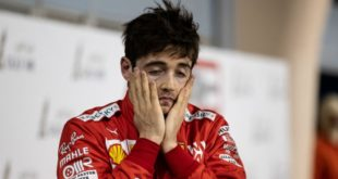 Charles Leclerc pagelle GP Giappone