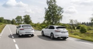 Mercato Porsche Cayenne