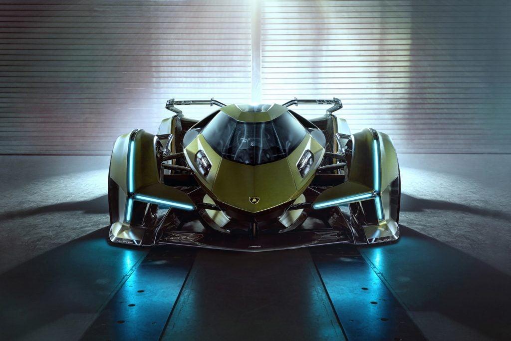 Lambo Vision GT