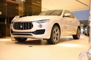 showroom Maserati