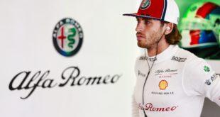 rinnovo Giovinazzi Alfa Romeo Racing
