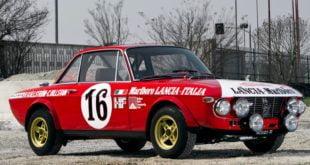Lancia Fulvia HF Coupé