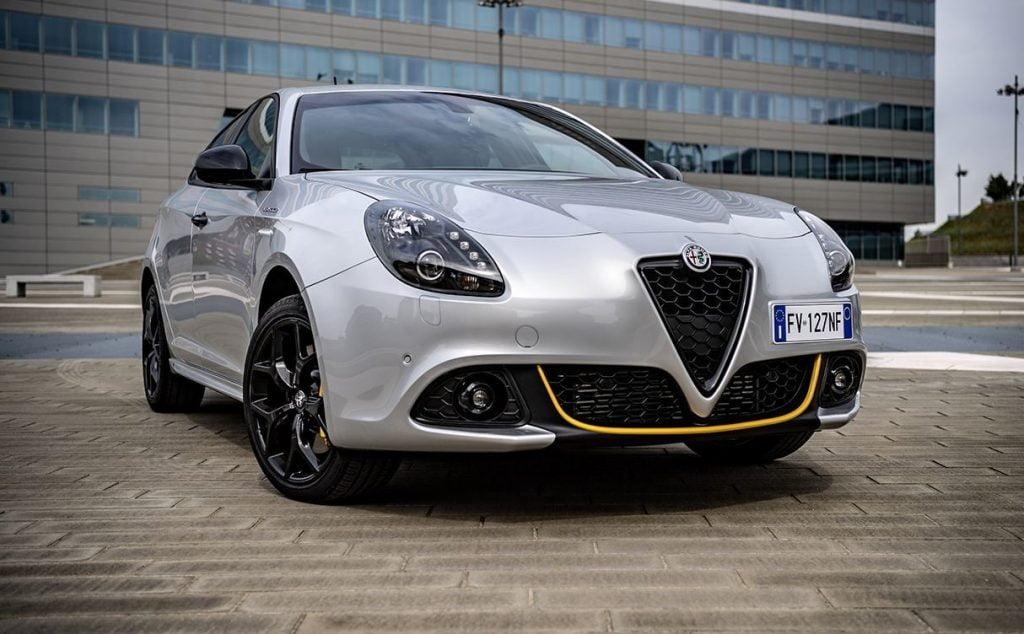 Alfa Romeo Giulietta Veloce Diesel 2019