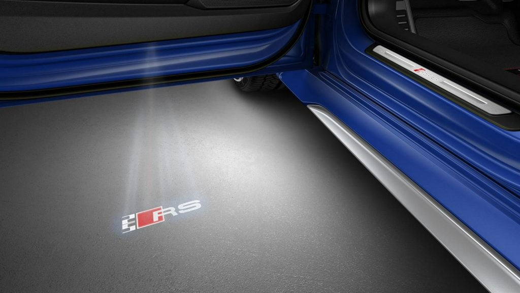Audi RS 25 anniversary