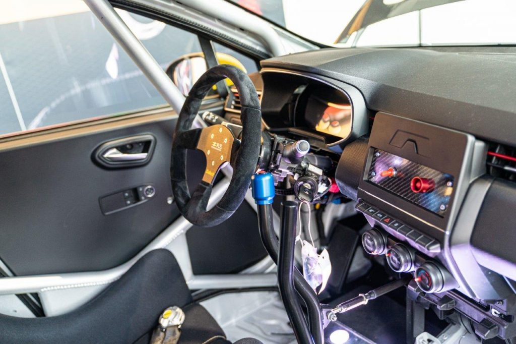 Nuova Clio Rally