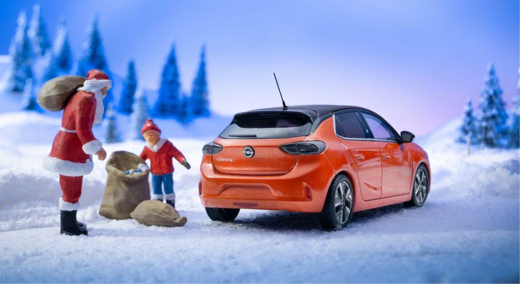 Opel Corsa-e Minichamps