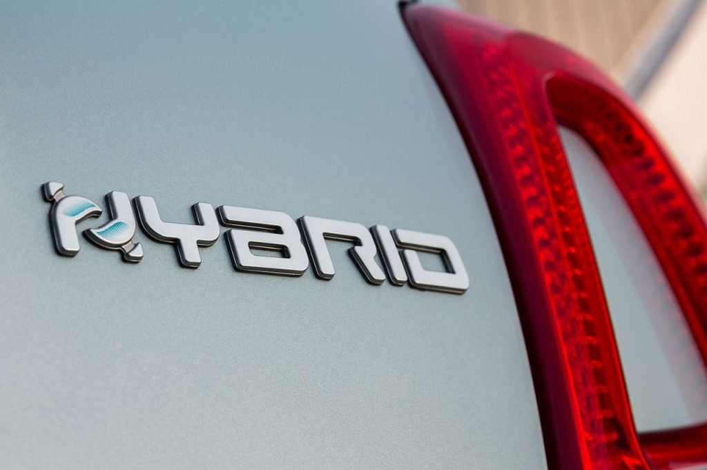 Fiat ibride logo