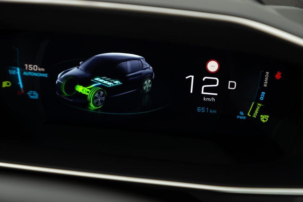 i-Cockpit 3D Peugeot