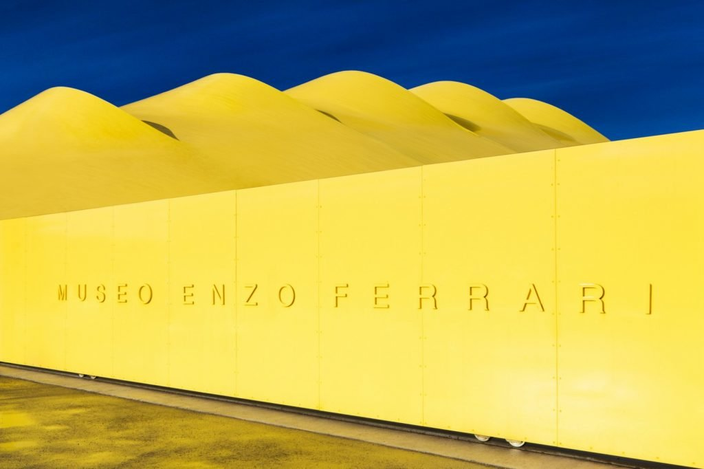 Musei Ferrari 2019