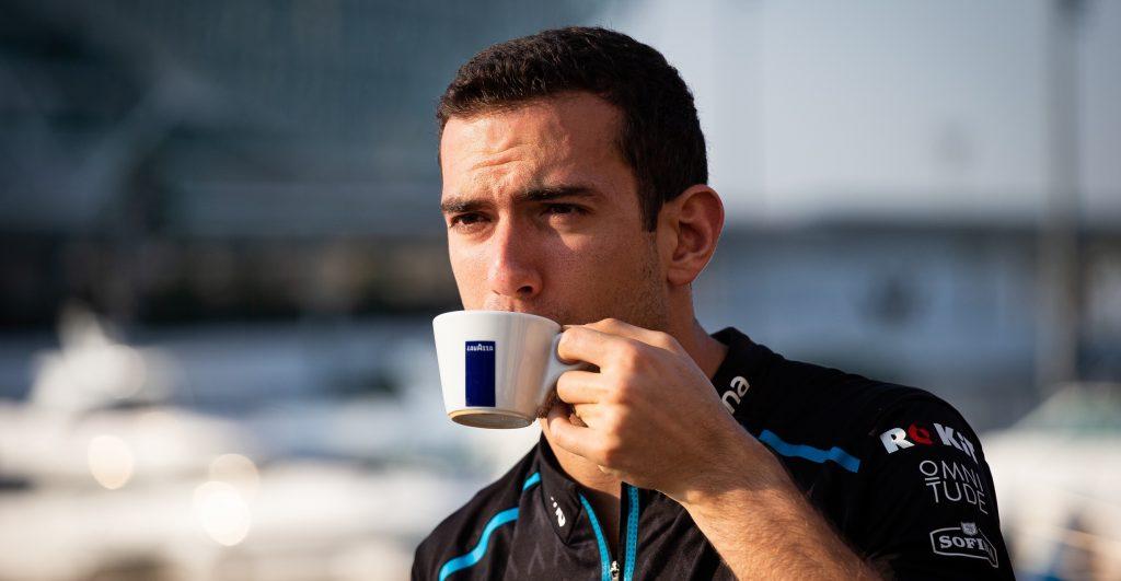Latifi Lavazza Formula 1