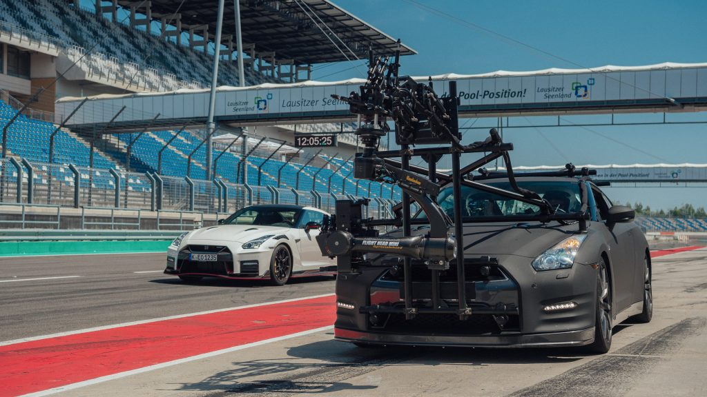 GTR e GTR NISMO 2020 sulle piste di Brandeburgo