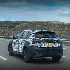 Fiat Tipo Cross restyling 2020