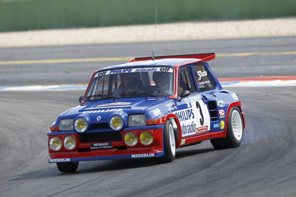 1985 - Renault MAXI 5 Turbo