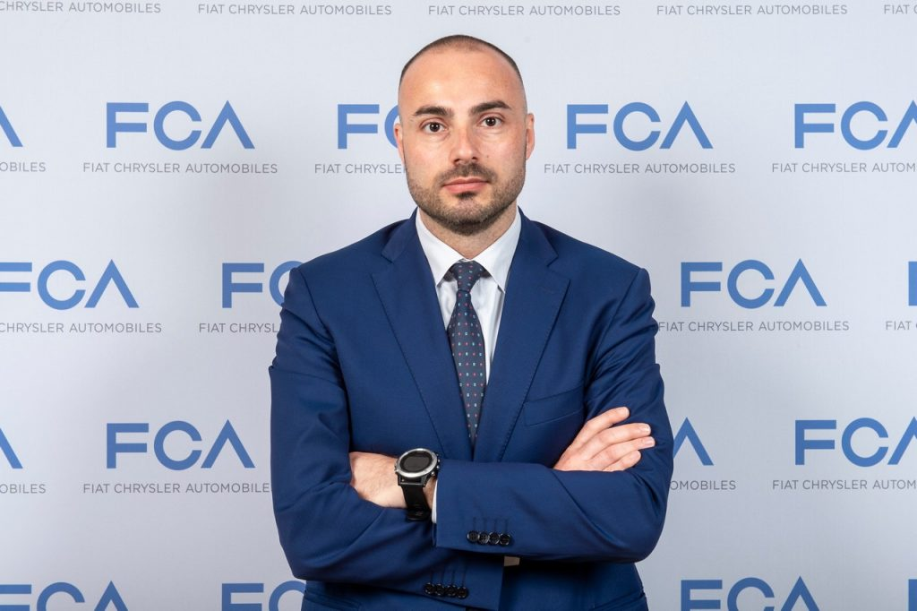 Alessandro Grosso FCA