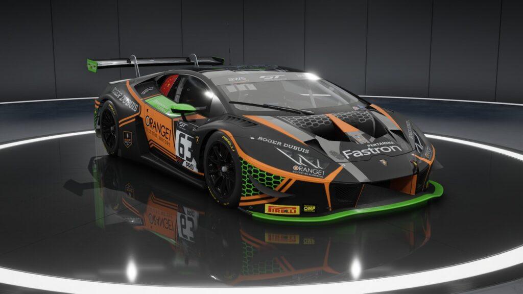 SRO E-Sports GT Series