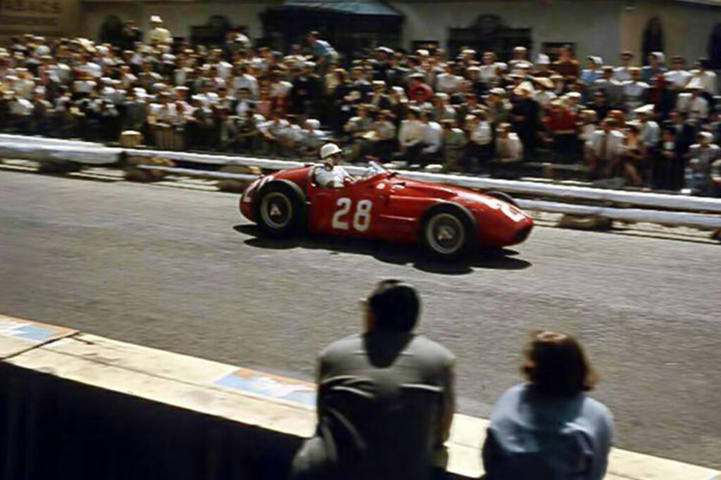 Stirling Moss Morto Maserati
