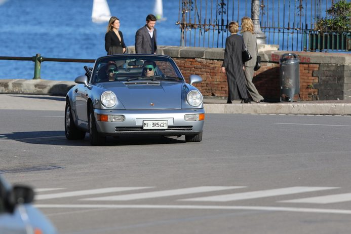 Porsche 911 Leonardo Notte 1992