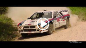 Lancia 037 VS Audi Quattro Grand Tour