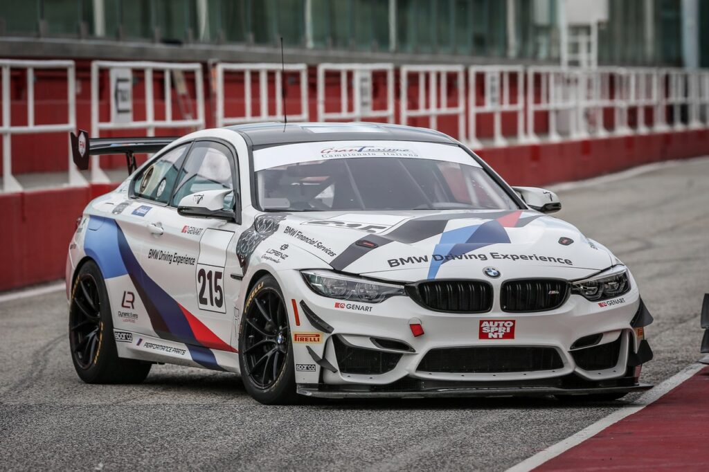 BMW Team Italia GT Italiano 2020