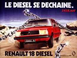 ennio morricone spot renault 18 diesel