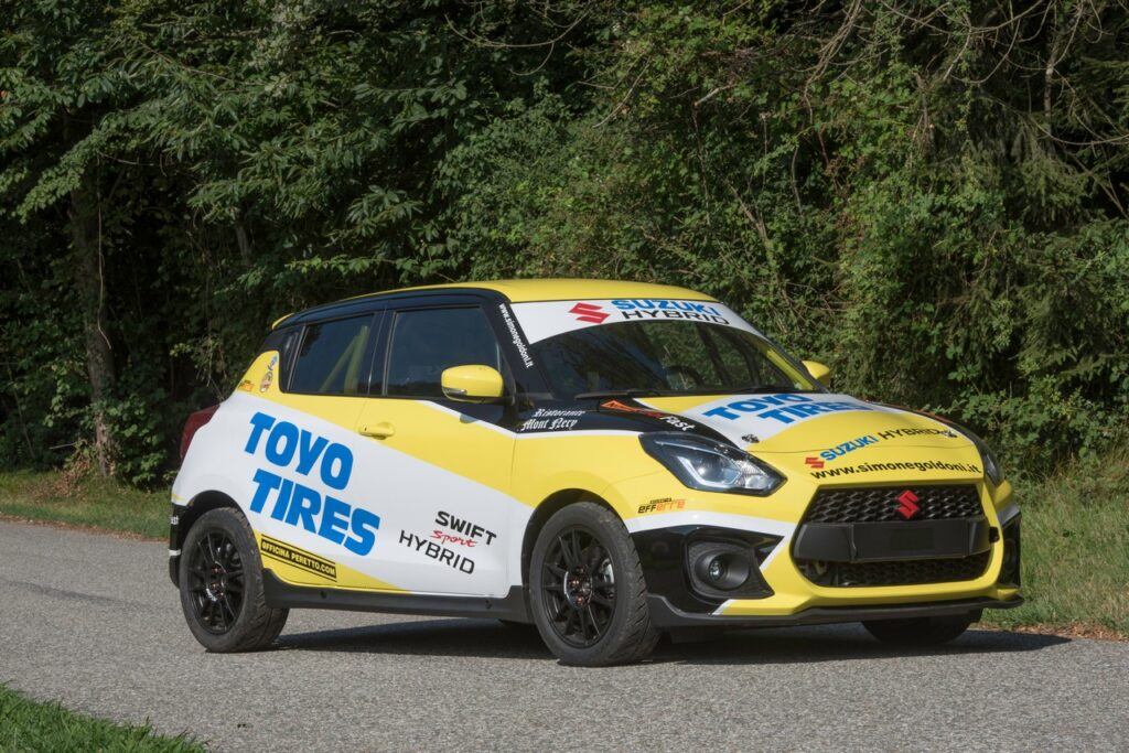 suzuki swift hybrid r1