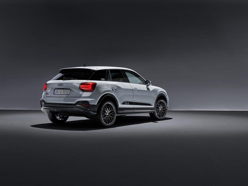 Audi Q2 Restyling 2021