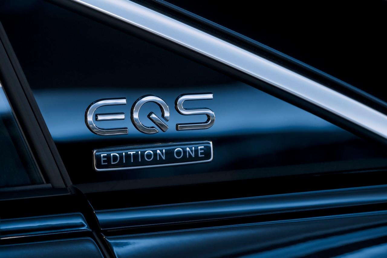 motori Mercedes EQS 2021