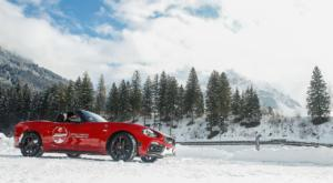 Abarth Winter Tour 2017
