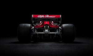 Alfa Romeo Sauber C37 11