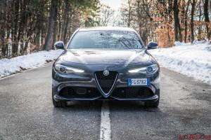 Alfa Romeo Giulia Veloce 17