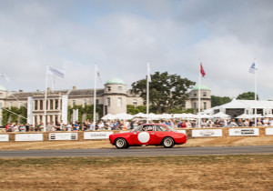 Alfa Romeo - Goodwood FOS 2018
