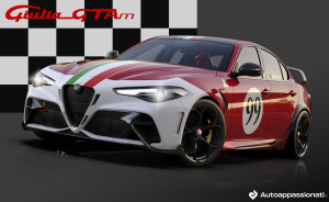 Livree Alfa Romeo Giulia GTA