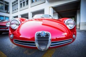 Alfa Romeo Targa Florio 2017