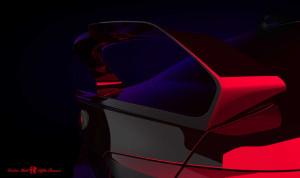Alfa Romeo GTAm teaser 1