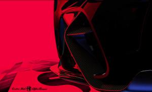 Alfa Romeo GTAm teaser 2