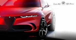 Alfa Romeo Tonale concept 3