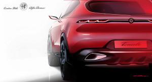 Alfa Romeo Tonale concept 4